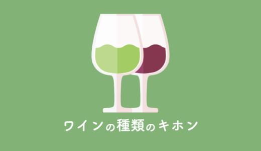 ワインの種類はブドウの品種だけでなく、産地や格付けも楽しもう