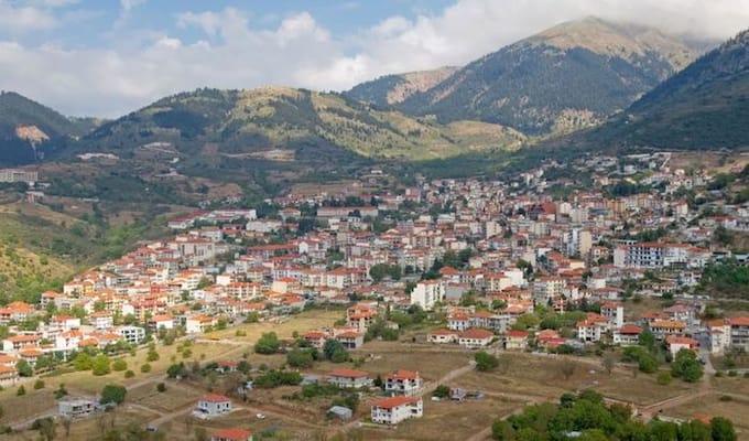 中央ギリシャの写真