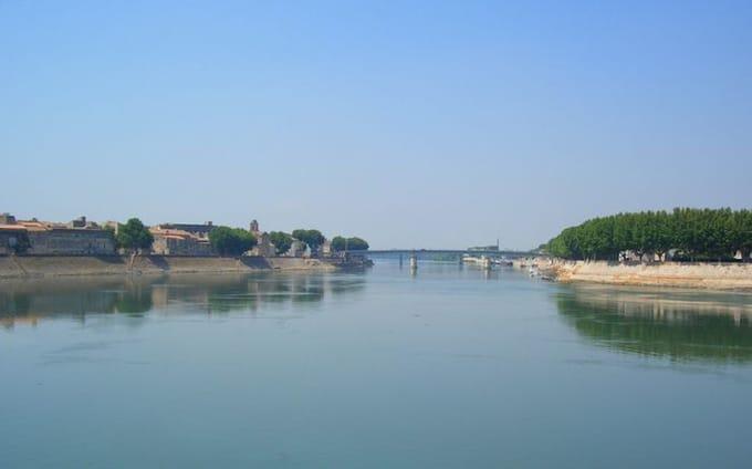 ローヌ川の写真